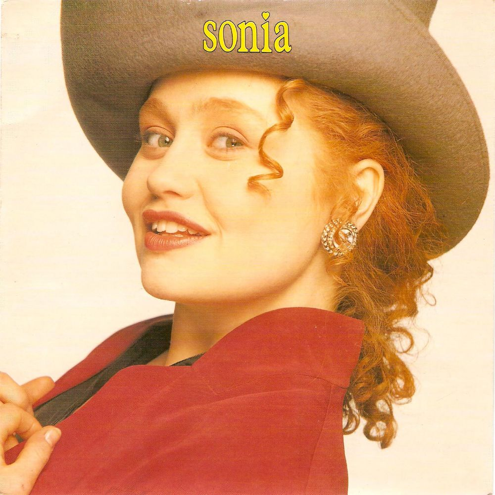 SONIA End Of The World Vinyl Record 7 Inch Chrysalis 1990